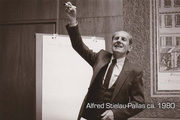 Alfred Stielau-Pallas ca. 1980
