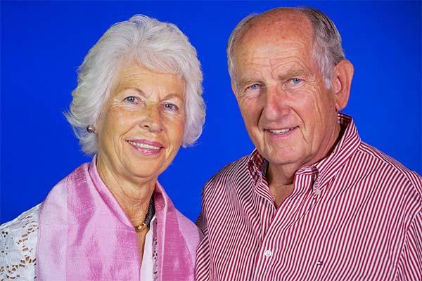 PALLAS-Seminare Gründer Ehepaar Gisela Pallas und Alfred Stielau-Pallas