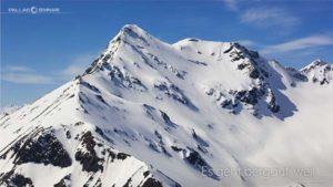 PALLAS-Seminare Desktop Preview - Schnee bedeckter Berg
