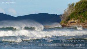 PALLAS-Seminare Desktop Preview - Pauanui Beach mit Blick auf Slipper Island, Neuseeland